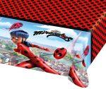 Miraculous Ladybug Asztalterítő 120*180 cm
