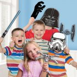 Star Wars Fotókellék szett