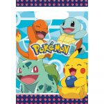 Pokémon Ajándéktasak 8 db-os