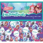 Enchantimals Konfetti