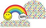 Emoji Party Meghívó 8 db-os