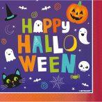 Halloween szalvéta 16 db-os, 33*33 cm