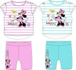 Disney Minnie Baba póló + nadrág szett 3-24 hó