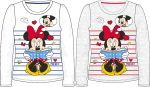Gyerek hosszú póló, felső Disney Minnie 104-134 cm
