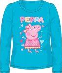 Peppa malac gyerek hosszú póló, felső 98-128 cm