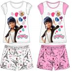 Gyerek pizsama Katicabogár és fekete macska kalandjai 116-146 cm