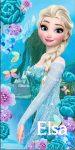 Disney Frozen, Jégvarázs fürdőlepedő, strand törölköző 70*140cm (Fast Dry)