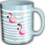 Flamingó Micro bögre