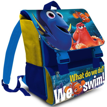 da9730ae7202 Iskolatáska, táska Disney Nemo and Dory 41cm - Javoli Disney Licensz ...