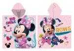 Disney Minnie strand törölköző poncsó 55*110 cm (Fast Dry)