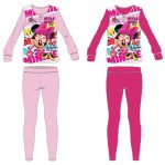 Disney Minnie gyerek hosszú pizsama 3-8 év