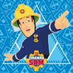 Mágikus Kéztörlő arctörlő, törölköző Sam a tűzoltó 30*30cm