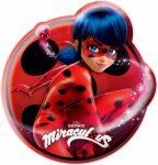 Miraculous Ladybug formapárna, díszpárna