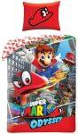 Super Mario ágyneműhuzat 140×200cm, 70×90 cm