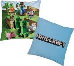 Minecraft párna, díszpárna 40*40 cm