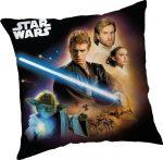 Star Wars párna, díszpárna 40*40 cm