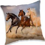 Lovas, The Horses párna, díszpárna 40*40 cm