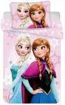 Gyerek ágyneműhuzat Disney Frozen, Jégvarázs 100×135cm, 40×60 cm