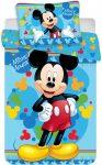 Gyerek ágyneműhuzat Disney Mickey 100×135cm, 40×60 cm
