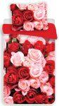 Rózsák ágyneműhuzat 140×200cm, 70×90 cm microfibre