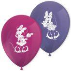 Disney Minnie léggömb, lufi 8 db-os