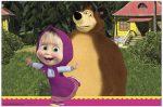 Masha and the Bear Asztalterítő 120*180 cm