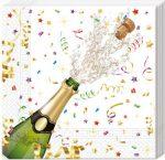 Sparkling Celebration, Csillogó ünneplés szalvéta 20 db-os