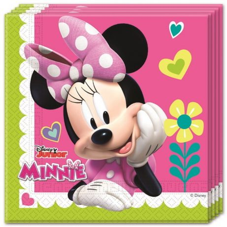 Disney Minnie Happy Helpers szalvéta 20 db-os