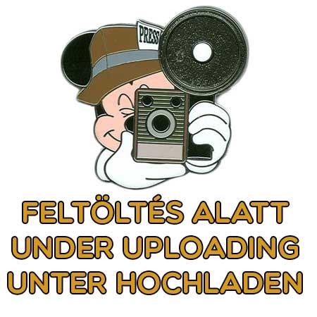 Minions, Minyonok Balloons Party Papírtányér 8 db-os 23 cm