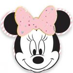 Disney Minnie Party Gem Papírtányér 4 db-os 30 cm