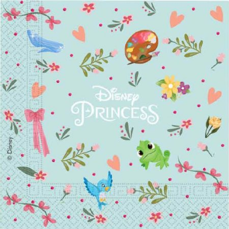 Disney Hercegnők szalvéta 20 db-os