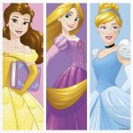 Disney Princess Day Dream Hercegnők szalvéta 20 db-os