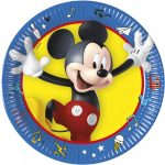Disney Mickey Pals at Play Papírtányér 8 db-os 20 cm