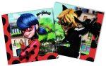 Katicabogár és fekete macska kalandjai szalvéta 20 db-os