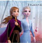 Disney Frozen II Jégvarázs szalvéta 16 db-os
