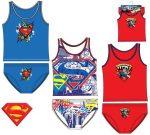 Trikó + alsó szett Superman 2-8 év