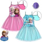 Disney Jégvarázs gyerek nyári ruha 4-8 év
