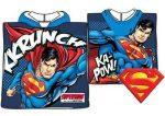 Superman strand törölköző poncsó 50*100cm (Fast Dry)