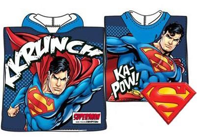 Superman strand törölköző poncsó 50 100cm (Fast Dry) - Javoli Disney ... 790d3c7c06