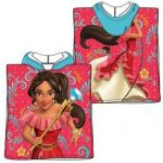 Disney Elena, Avalor hercegnője strand törölköző poncsó 50*100cm (Fast Dry)