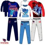 Gyerek hosszú pizsama Lionel Messi 4-8 év