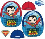 Superman Baba baseball sapka 48-50cm