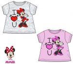 Disney Minnie Baba póló, felső 6-24 hó