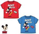 Disney Mickey baba póló, felső 6-24 hó