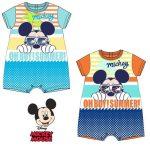 Disney Mickey baba napozó 6-24 hó