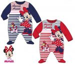 Disney Minnie baba rugdalózó, pizsama 6-24 hó