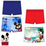 Disney Mickey gyerek fürdőnadrág, short 3-8 év