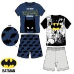 Batman gyerek rövid pizsama 3-8 év