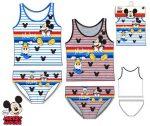 Disney Mickey trikó + alsó szett 2-8 év