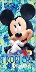 Disney Mickey fürdőlepedő, strand törölköző 70*140cm (Fast Dry)